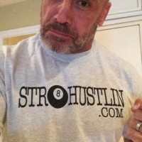 Bas Rutten on Str8hustlin.com
