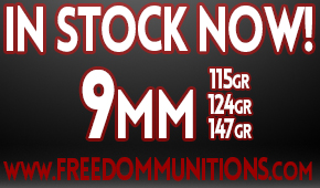 Freedom Munitions 9mm